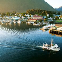 Sitka, Alaska,  Discovery Harbor