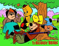 hillbilly bears - Google Search