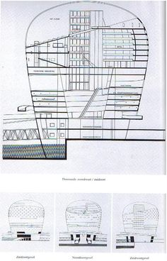 Estaci n mar tima de zeebrugge 1989 rem koolhaas for Arquitectura naval e ingenieria maritima