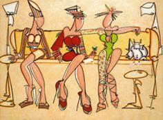 L'effet papillon, 2012, Acrylique sur toile, 91 x 122 cm Diane Dufresne, Festival Jazz, Great Artists, Caricatures, Inspiration, Diva, Selfie, Lady, Butterfly Effect