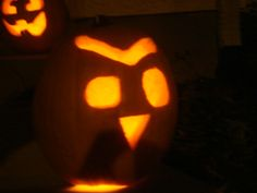 Pumpkin Carving Ideas: Owls, Witches, and Ghosts