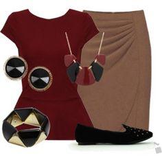 Teacher Outfits on a Teacher's Budget 43