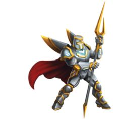 This knight has the most old-fashioned gallantry but his equipment and armor are all high-tech. He is a warrior of Light, devoted to protecting the defenseless and the innocent. Ben 10 Ultimate Alien, Dragon City, Robot Concept Art, New Tank, Deities, Monster High, Bowser, Sonic The Hedgehog, Knight