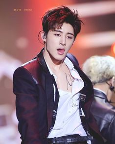 Find images and videos about kpop, Ikon and kim on We Heart It - the app to get lost in what you love. Kim Hanbin Ikon, Ikon Kpop, K Pop, Ikon Leader, Don G, Koo Jun Hoe, Ikon Wallpaper, Ikon Debut, New Memes