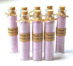 Flavored Sugar Wedding Favors - 100 Mini Bottles for Wedding, Tea Party, Baby Shower, Bat Mitzvah Favors