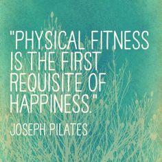 Pilates makes me Happy