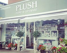 Plush home decor store