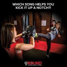 Do you have one song that really gets you pumped up during your workouts?