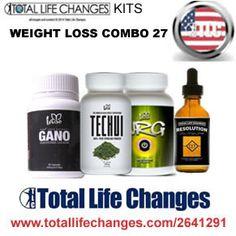 Total Life Changes Hispano Estados Unidos. Una Oportunidad de Negocio Inteligente: Combo Iaso Perdida de Peso 27