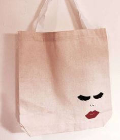 Glam Lashes Canvas Tote Bag, College Student Gift, Funny Gift For Her, Makeup Artist Gift, Lunch Bag For Women, Custom Canvas Bag, For Teens by MaidenLongIsland on Etsy https://www.etsy.com/listing/470998540/glam-lashes-canvas-tote-bag-college