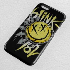 samsung and etc Personalized case iphone Blink 182 logo case