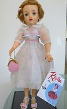 1950's Revlon Doll Ideal VT-18 Doll Complete Accessories Excellent Condition