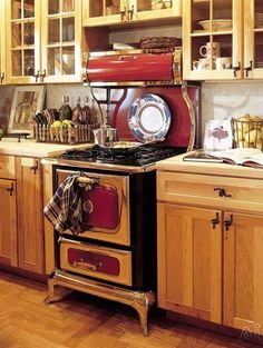 I love this stove!