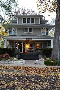 webster groves historic home favorite places spaces pinterest d historic homes and home. Black Bedroom Furniture Sets. Home Design Ideas