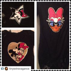 TinybyMJ choose your cartoon character on tops and dresses Tel: 79 100225/6/7/8/9— at La Boutique LBC online shopping