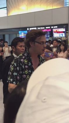 Matthew Gray Gubler in Japan June 2016