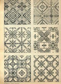 weaving or blackwork stitching Swedish Embroidery, Folk Embroidery, Cross Stitch Embroidery, Embroidery Patterns, Cross Stitch Patterns, Blackwork, Free Swedish Weaving Patterns, Monks Cloth, Knitting Charts