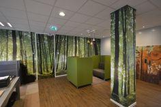 #office #nature #Artidecco