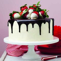 Nova tendência: Aprenda a fazer um Drip Cake