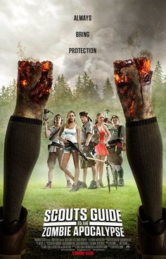 Christopher Landon's Scouts Guide to the Zombie Apocalypse (2015) releases in movie theaters on October 30, 2015, via Paramount Pictures.