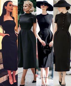 Trendy Dress Black Chic Beautiful Ideas Source by Kleider Trendy Dresses, Cute Dresses, Vintage Dresses, Beautiful Dresses, Formal Dresses, Formal Shoes, Flowy Dresses, Spring Dresses, Wedding Dresses