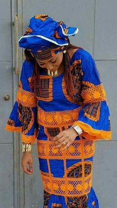 Pagne B Fashion, African Men Fashion, African Fashion Dresses, Fashion Outfits, Womens Fashion, African Beauty, African Attire, African Wear, African Dress
