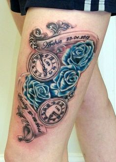 two pocket watch tattoo google search tattoos piercings pinterest pocket watch tattoos. Black Bedroom Furniture Sets. Home Design Ideas