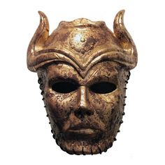 We are proud to present the officially licensed Game of Thrones - Son of the Harpy Mask. Based on hundreds of on and off screen images and personally approved by the Producers at HBO, this mask is an