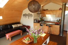 Wildside Getaway Adventure and Leisure Eco-Retreat in Owhango, Central Plateau (Mt Ruapehu)   Bookabach