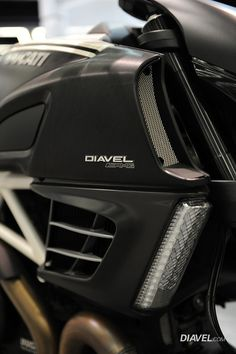 2012 Ducati Diavel AMG Special Edition at the International Motorcycle Show