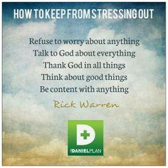 Rick Warren of Purpose Driven Life