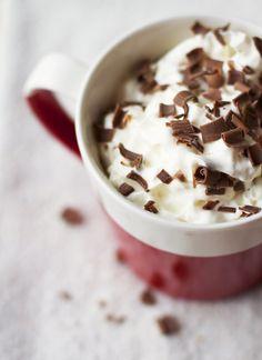 Lilyshop | Frozen Hot Nutella Chocolate