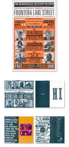 Minneapolis Institute of Arts by UNO Branding , via Behance