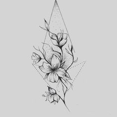 Unique Tattoos, Cute Tattoos, Flower Tattoos, Small Tattoos, Girl Tattoos, Tatoos, Sketch Tattoo Design, Tattoo Sketches, Tattoo Drawings