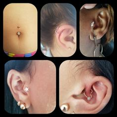 Maicon piercing