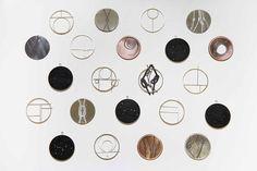 "JOYA 2016 selected SCHOOLS - Art Academy of Latvia presents Rasma Puspure – avec Rasma Puspure jewelry et Académie des beaux-arts de Lettonie. Collection ""to* Please"" while it was still in process.."