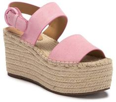 6a5b3b78915 Women s dv Adelina Two Band Wedge Espadrille Sandals   Target