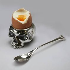 Egg holder. I don't even eat eggs but I would find a use for this.
