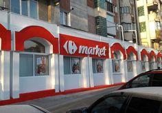 Zanfir SNC a preluat două Carrefour Market din Brăila