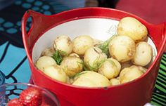 Summer Recipes from Finland | Perfect Summer Potatoes (Ihanteellinen kesä perunat) | Finnish Summer Vegetable Soup (Suomen kesä kasviskeitto) | Midsummer Day pancakes (Muurinpohjalettu)