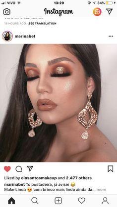 Halo Eye Makeup, Sexy Makeup, Glamorous Makeup, Makeup On Fleek, Glam Makeup, Gorgeous Makeup, Makeup Inspo, Makeup Inspiration, Beauty Makeup