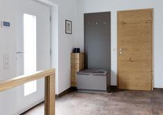 Innentüren von W.T.G. - hochwertig und natürlich verarbeitet. Tall Cabinet Storage, Locker Storage, Lockers, Modern, Design, Furniture, Home Decor, Puertas, House Floor