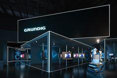 Grundig Consumer Electronics | IFA 2014 on Behance