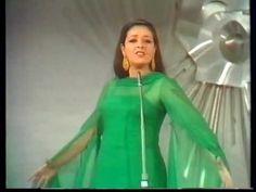 Eurovision Portugal 1969- Simone de Oliveira - Desfolhada Portuguesa