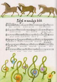 noty na flétnu ke stažení - Hledat Googlem Music Do, Kids Songs, Music Notes, Piano, Sheet Music, Kindergarten, School, Manualidades, Musik