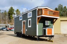 The Sheriff Tiny House by Wishbone Tiny Homes 001. A lot of great inside shots