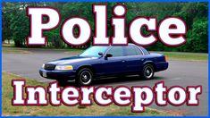 Regular Car Reviews: 2000 Ford Crown Victoria P-71 Police Interceptor