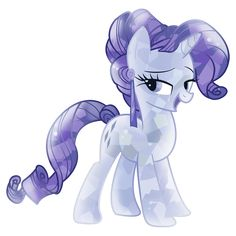 My little pony Twilight My Little Pony Twilight, Mlp My Little Pony, My Little Pony Characters, Fictional Characters, Crystal Ponies, Pony Style, Im Fabulous, Little Poney, Rarity