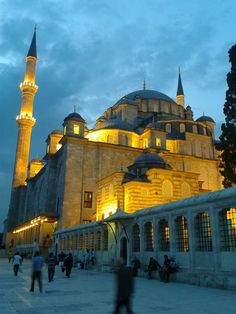 Fatih Camii-İstanbul
