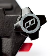 Camera clip for your belt, backpack strap... No more strap on, strap off. Very cool. For large cameras!!